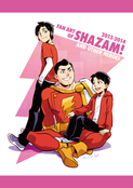 2013-2014 FAN ART OF SHAZAM! and The Other Heroes