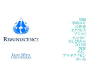 REMINISCENCE Lost10th Anniversary