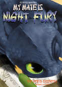 MY MATE IS NIGHT FURY