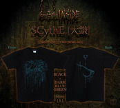 "Original T-shirt ""SCythE""[BDBG-MS] / 000INSiDE"
