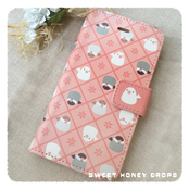SWEET HONEY DROPS iPhone6ケース