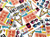 NC Empire Sticker Collection 2013 Summer Edition