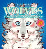 "Tiny Little Natures vol.02 ""WOLVES"" foxes,hyenas & wild dogs"