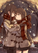 Girls Log vol.6 -usual snowy day-