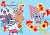 We Summer Bears