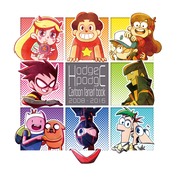 Hodgepodge Cartoon fanart book