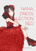 NANA DRESS COLLECTION RED