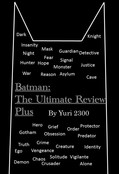 Batman: The Ultimate Review Plus