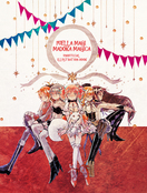 PUELLA MAGI MADOKA MAGICA UNOFFICIAL ILLUSTRATION BOOK