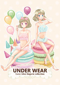 UNDER WEAR Love Alice lingerie collection
