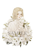 ポストカード【Lilies Are White】